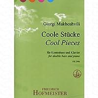 Coole Stuecke - arrangiert für Kontrabass - Klavier [Noten/Sheetmusic] Komponist : Makhoshvili Giorgi