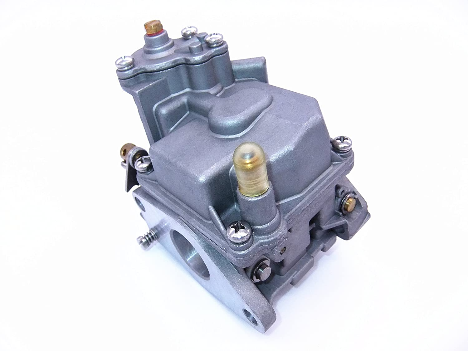 UANOFCN New Carburetor Assy for Yamaha 66M-14301-11 66M-14301-00 66M-14301-11 66M-14301-00 for Yamaha 4-Stroke 15hp F15 Outboard Motors