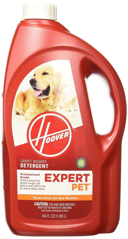 Hoover Expert Pet 64 Ounce Carpet Washer Liquid Detergent, AH15072, 64 oz