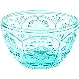 Trestle Collection, Small Bowl, Aqua