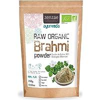 Brahmi Biologische poeder Zenzae 250 g – brahmipoeder Bacopa Monnieri of hysope water – biologisch gecertificeerd – Raw…