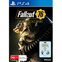 Fallout 76: S.*.*.C.*.*.L. Edition (Exclusive to Amazon AU) (PlayStation 4)