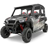 Polaris New OEM UTV Black Zip Window Upper Doors, General, 2882349