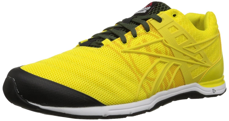 Amazon.com | Reebok Men's R Crossfit Nano Speed Training Shoe, Ultimate  Yellow/Lemon Pepper/Primal Green/Frog Green/Black, 13 M US | Fitness &  Cross- ...