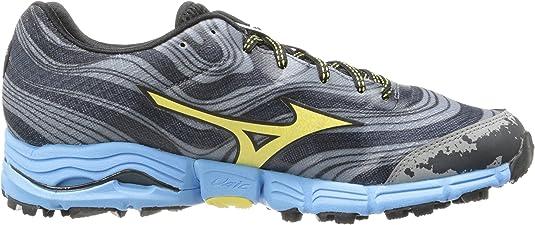 Mizuno Wave Kazan Mujer US 9.5 Azul Zapato para Correr UK 7 EU 40.5: Amazon.es: Zapatos y complementos