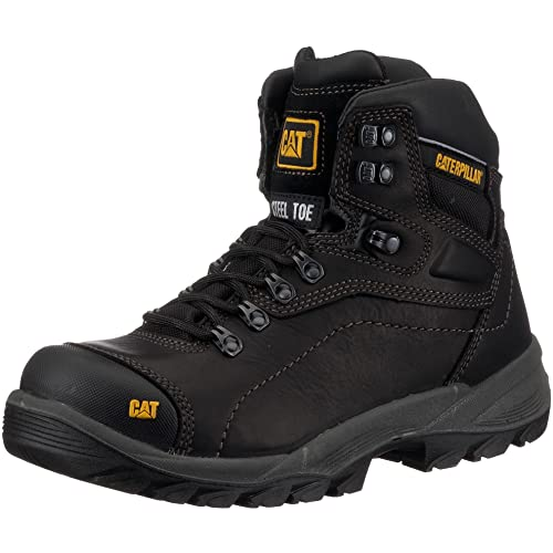 Botas de seguridad caterpillar