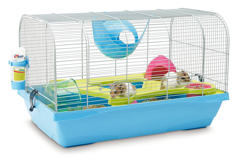 SAVIC Jaula de hámster de Bristol: Amazon.es: Productos para mascotas