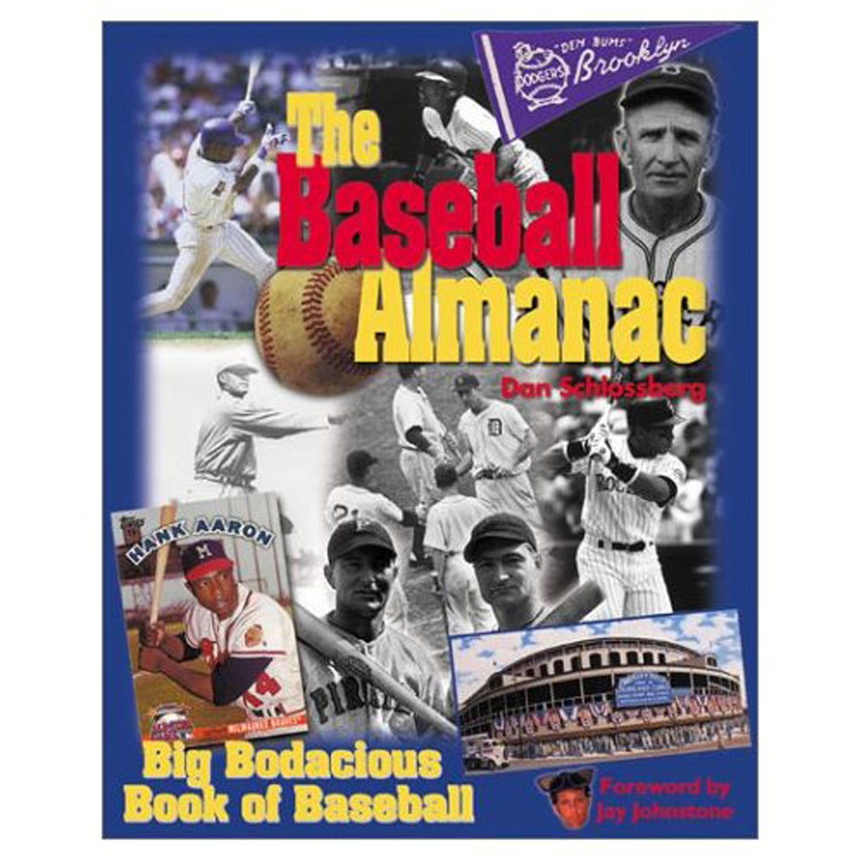 Baseball Almanac Dan Schlossberg product image