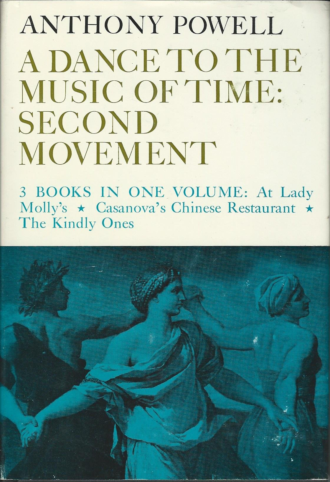 A Dance to the Music of Time Second Movement