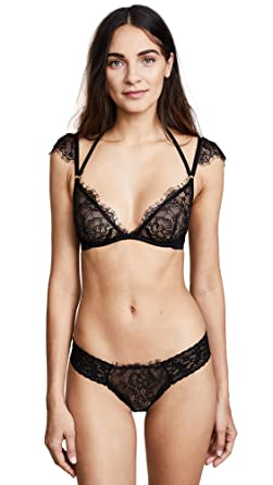ed9f423f2c Hanky Panky Women s After Midnight Wink Bralette at Amazon Women s Clothing  store