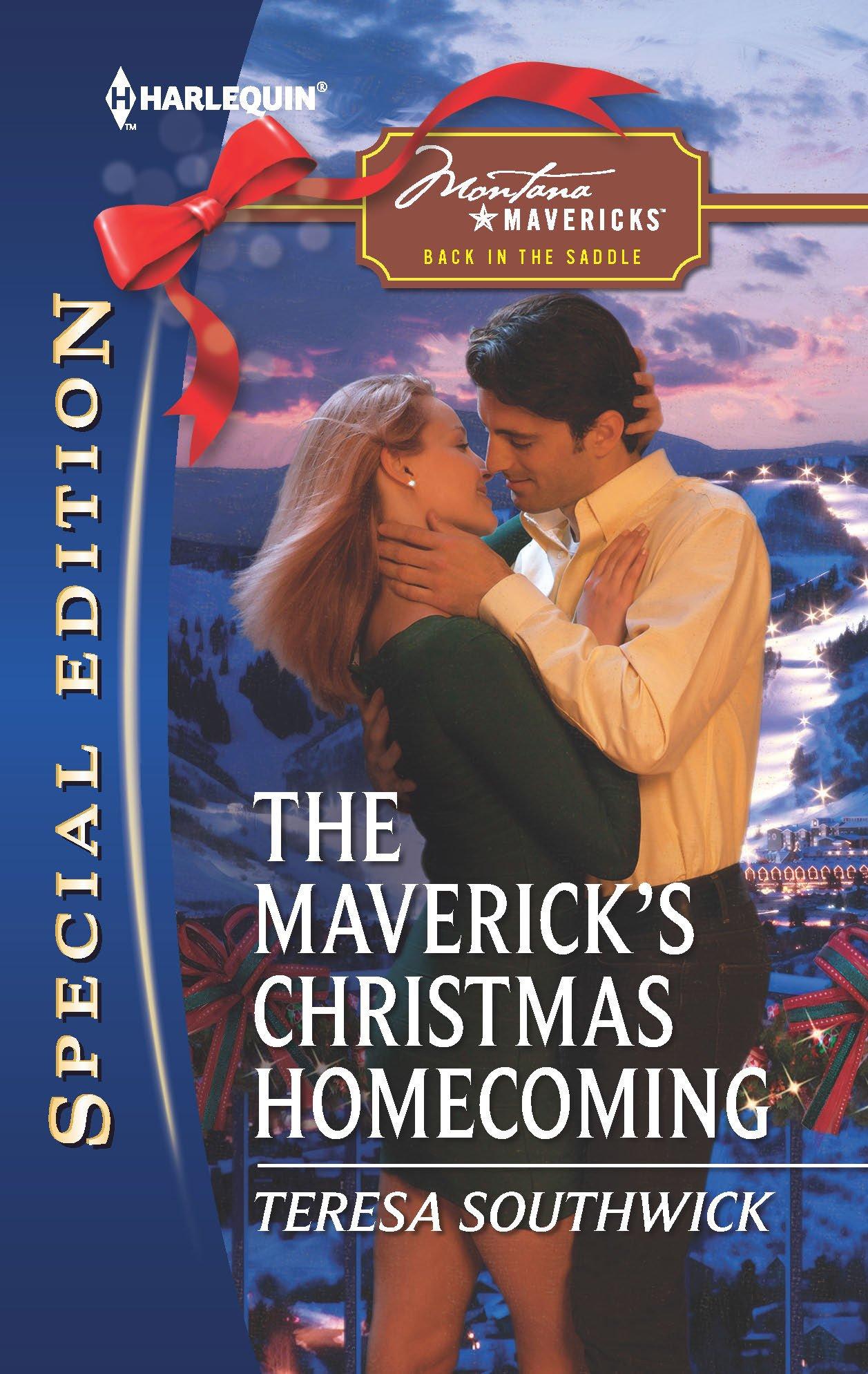Read Online The Maverick's Christmas Homecoming ebook