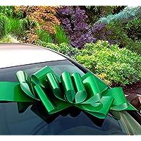 GiftWrap Etc. Gran Arco de Coche Verde Esmeralda