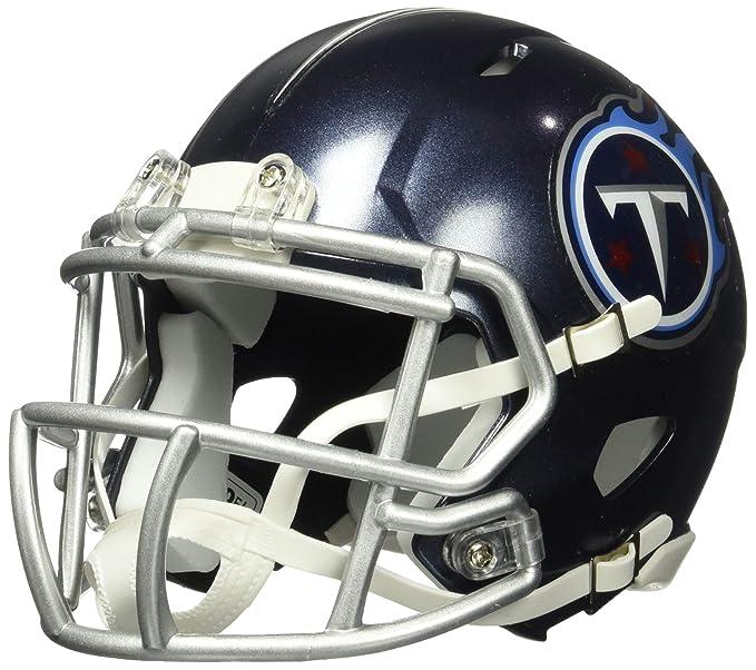 0fbe6410a8b Amazon.com   Riddell NFL Tennessee Titans Unisex Replica Mini Speed  Styletennessee Titans Helmet Replica Mini Speed Style 2018