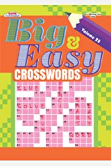 Big & Easy Crosswords Puzzle Book-Volume 28 Paperback
