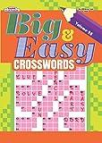 Big & Easy Crosswords Puzzle Book-Volume 28