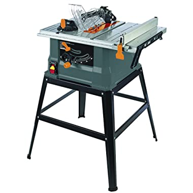 TruePower 10  15 AMP TABLE SAW WITH STEEL STAND
