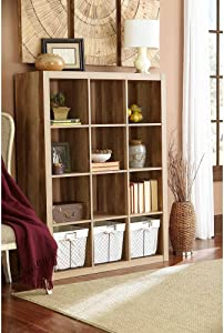 Better Homes and Gardens 12-Cube Organizer (Weathered)