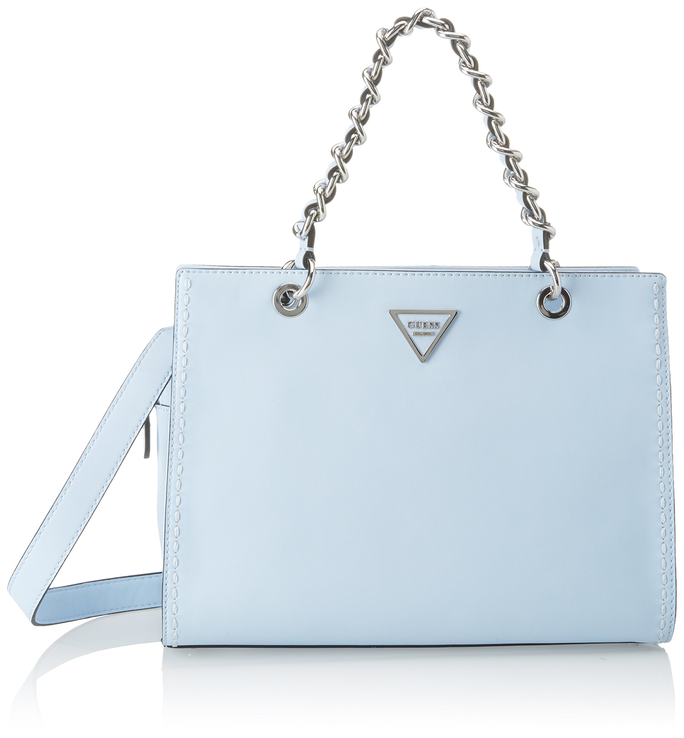 GUESS Sawyer Satchel, Sky