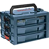 Bosch Bosch ORG1A-YELLOW Organizer Set For L-BOXX-1A, Part Of Click And Go Mobile Transport System, 17-Piece Модель - фото 11