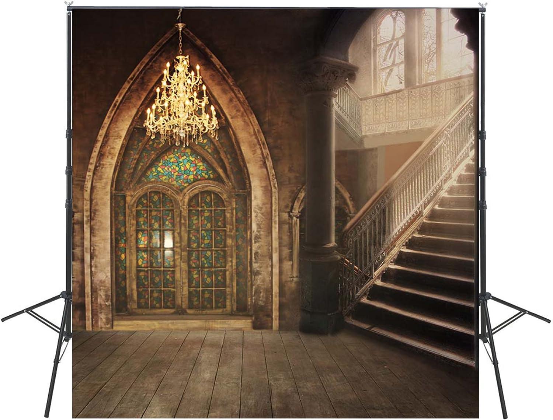 Boda fondos para fotografía fondo de fotos de escalera Vintage fondos selvático fotográfico fondos: Amazon.es: Electrónica