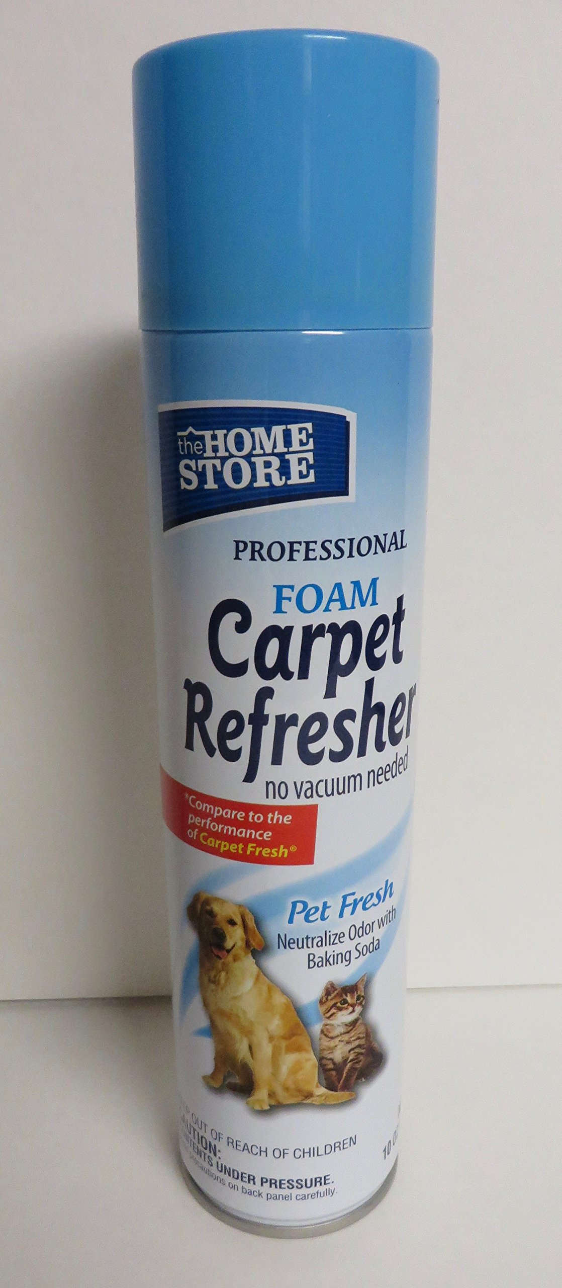 Professional Foam Carpet Refresher, Pet Fresh 10 oz.