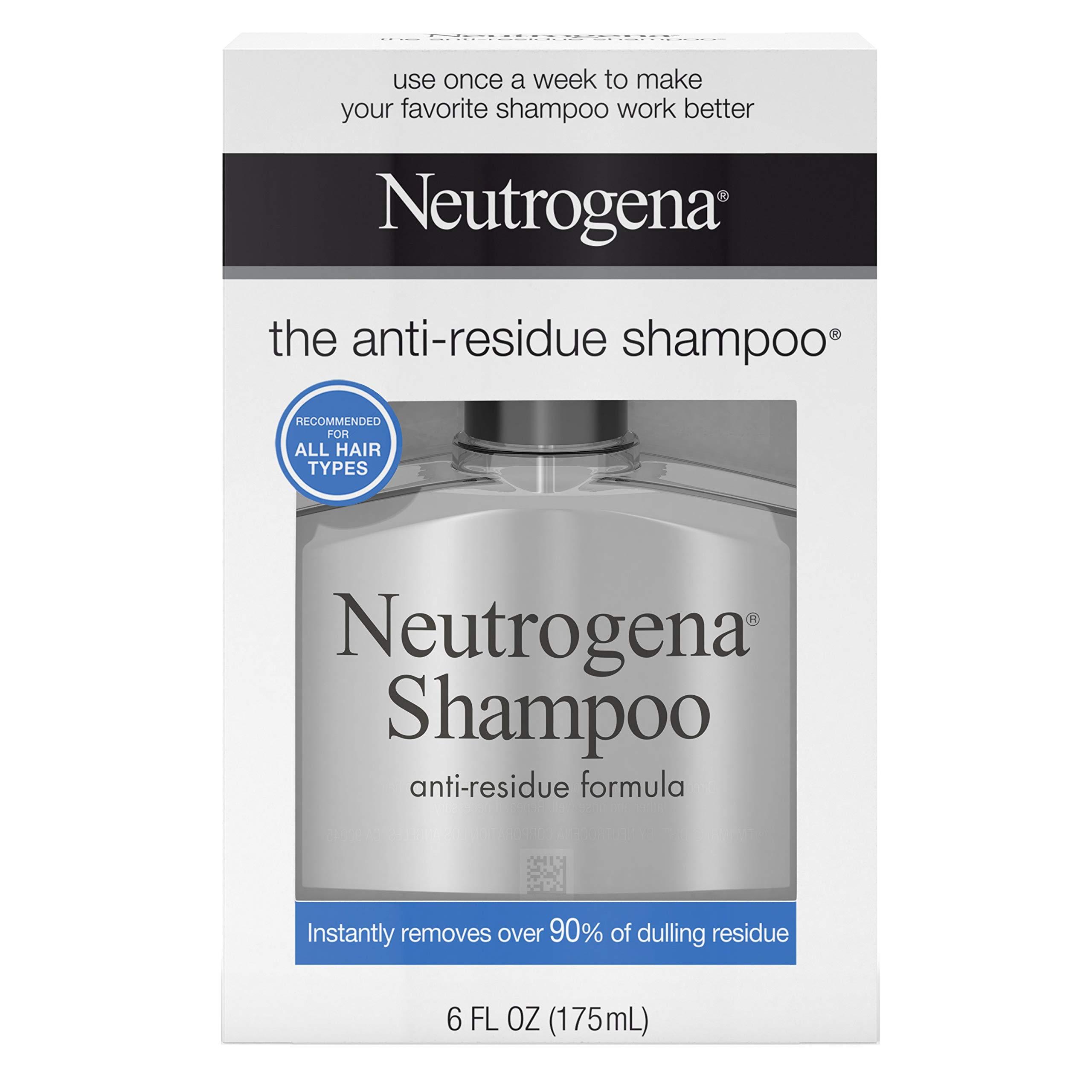 Neutrogena Anti-Residue Shampoo 6 oz (Pack of 11) by Neutrogena