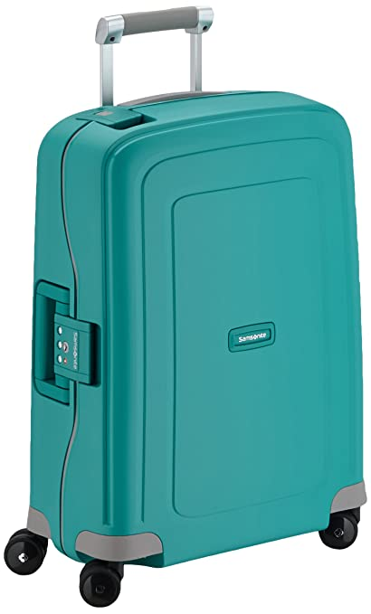 Samsonite Hand Luggage, 34 Liters, 55X40X20 cm,Aqua Blue