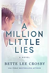 A Million Little Lies Kindle Edition