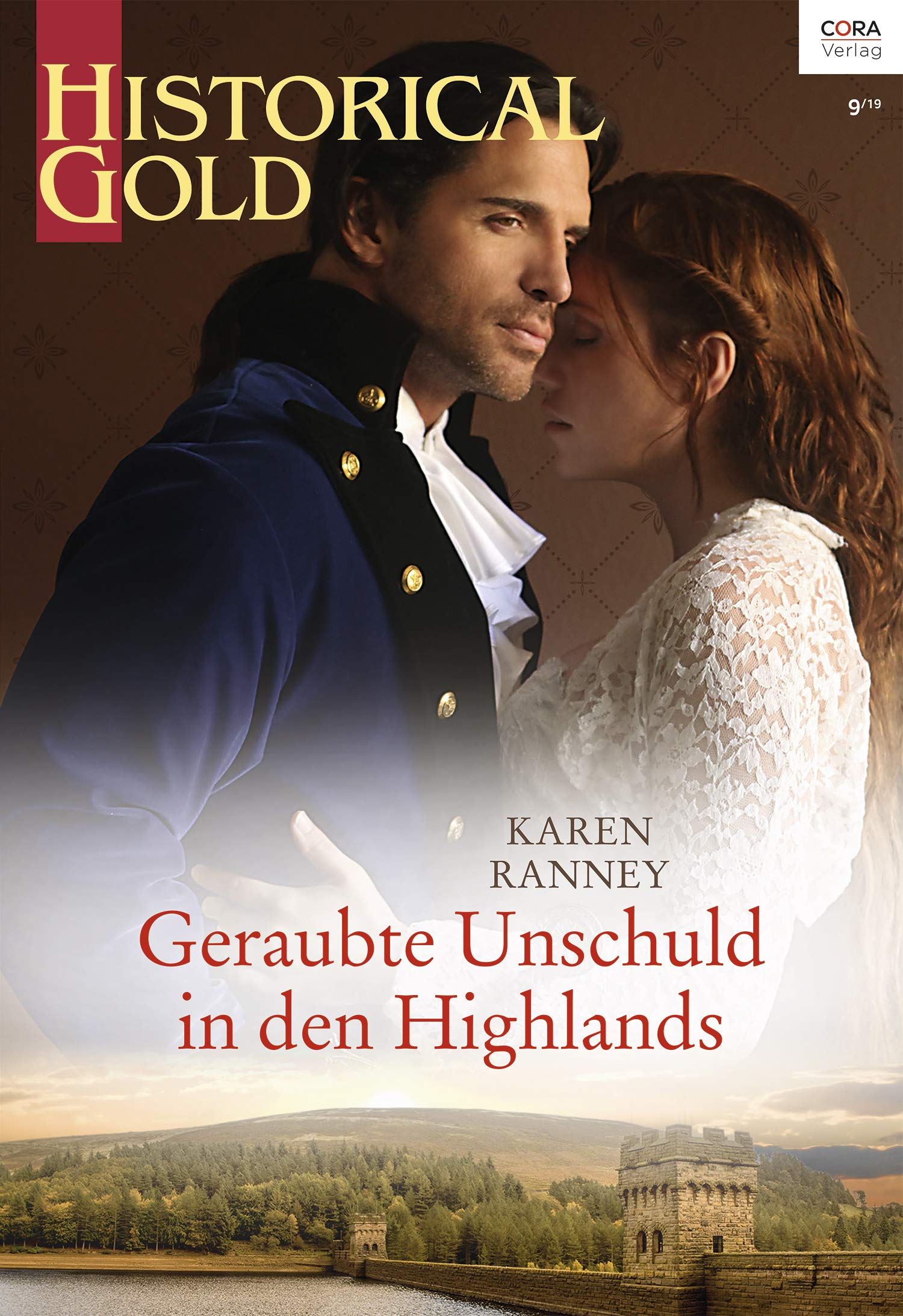 Geraubte Unschuld In Den Highlands  Historical Gold 343