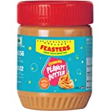 Feasters Peanut Butter Crunchy Bottle, 227g