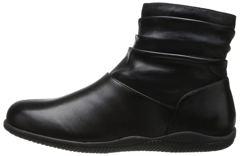 SoftWalk Women's Hanover Boot B00HQQS0ZS 10 E US Black