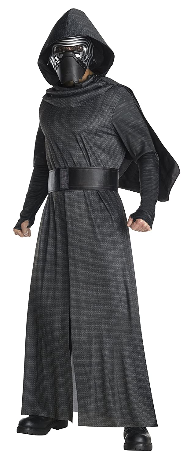 Rubies Mens Star Wars Episode Vii: the Force Awakens Value Kylo Ren Costume