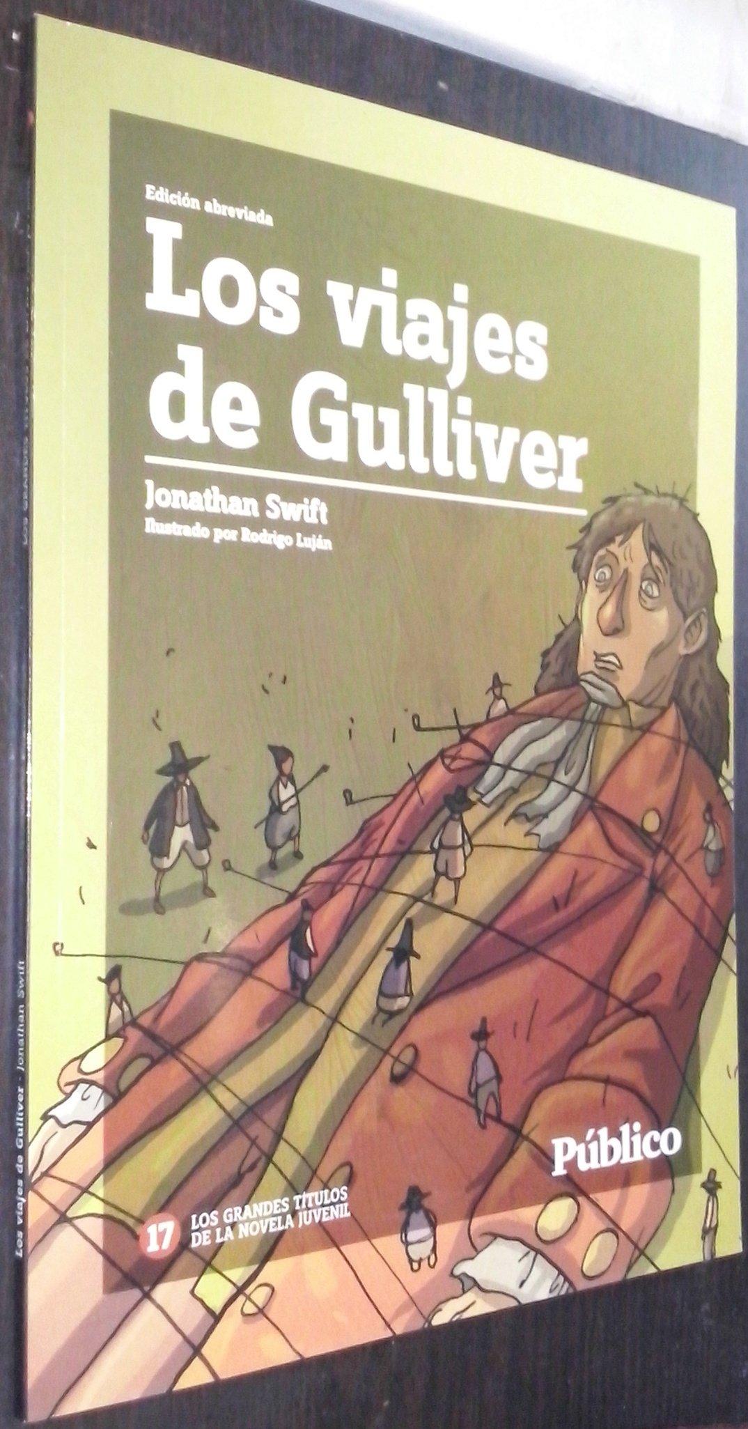 Los viajes de Gulliver. Los grandes titulos de la novela ...