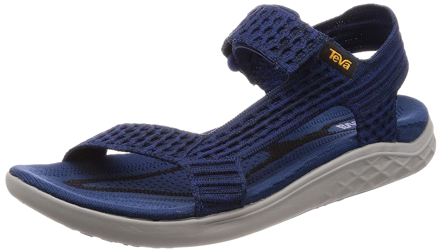 Teva - Men's Terra-Float 2 Knit Universal - Black - 7 B078HHSBFK 12 M US|Navy/Grey