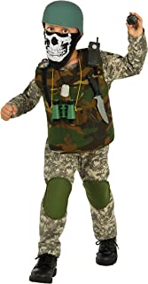 Rubieu0027s Camo Trooper Value Costume Childu0027s Medium  sc 1 st  Amazon.com & Amazon.com: Fun World Navy Seal Boys Costume Medium (8-10): Toys u0026 Games
