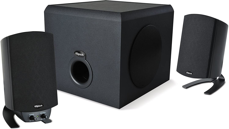 Klipsch ProMedia 9.9 Computer Speaker System