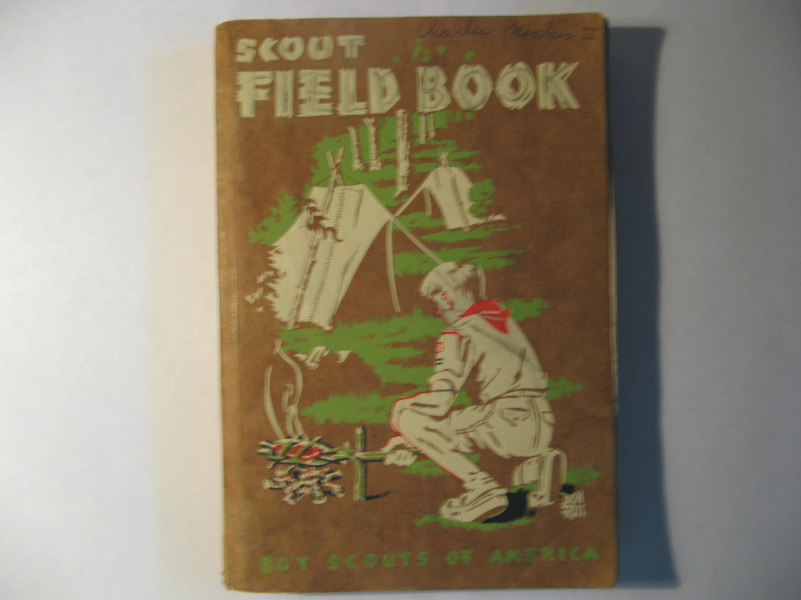 Bsa fieldbook first edition