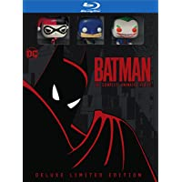 Deal for Batman: The Complete Animated Series Deluxe Blu-ray for 85.54