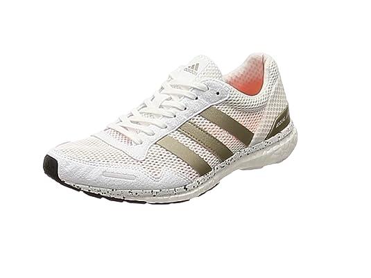 adidas Adizero Adios, Zapatillas de Running para Mujer: Amazon.es ...