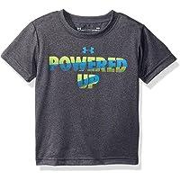 Under Armour Baby Boys Powered up Short Sleeve T-Shirt