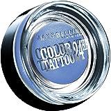 Maybelline Number 87 Eyestudio Color Tattoo Gel Cream Eyeshadow, Mauve Crush