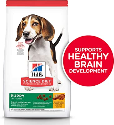 Hill's Science Diet Dry Dog Food, Puppy, Chicken Meal