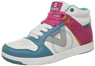 Victoria Sneaker Multicolor PU, Chaussures Montantes Enfants - Femmes - Hommes (42 EU)
