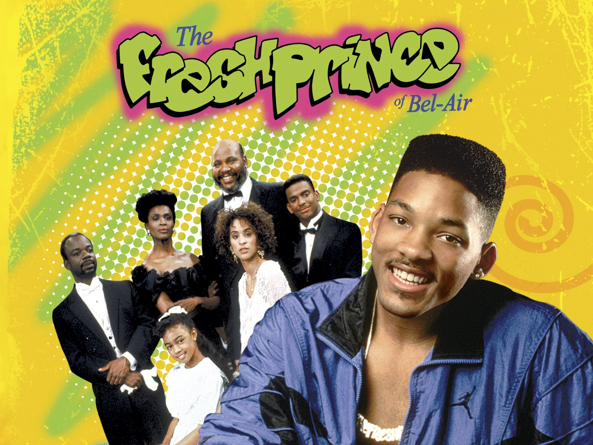 Amazoncom Watch The Fresh Prince Of Bel Air The Complete First
