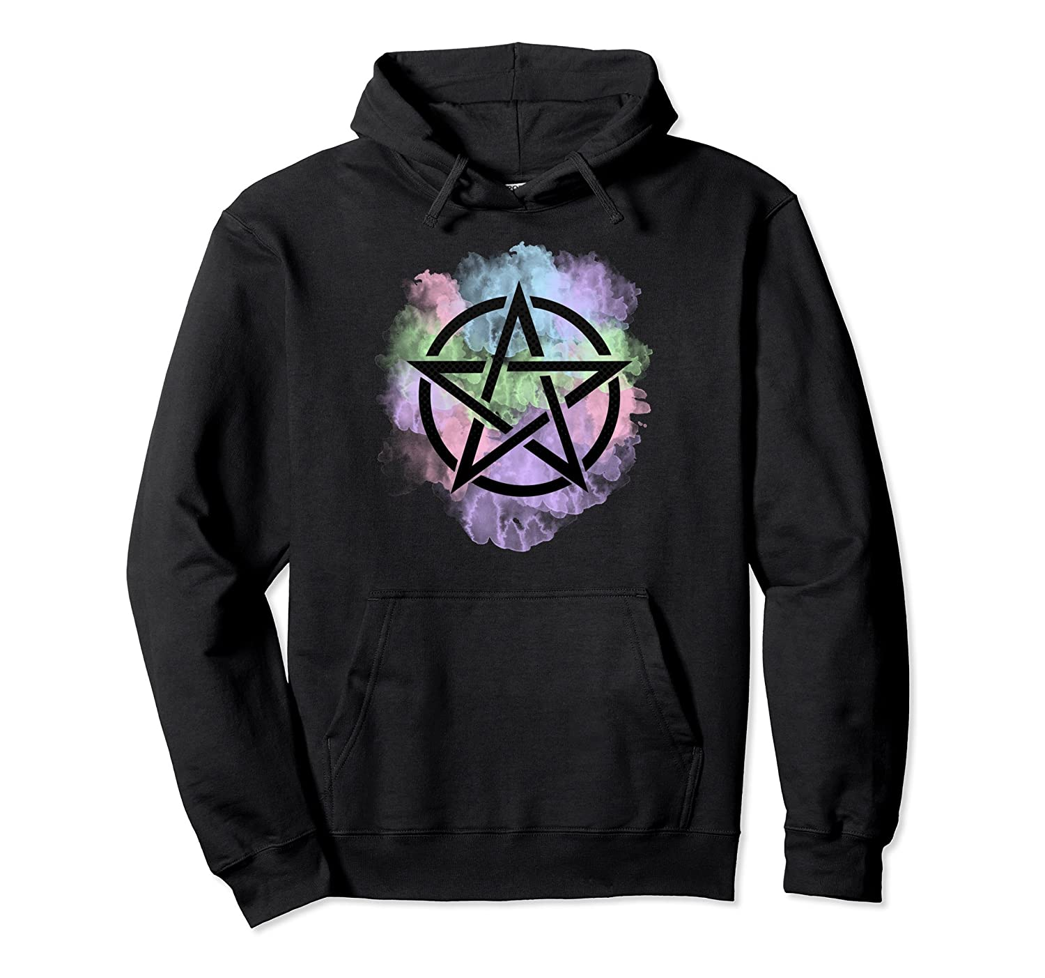 Pastel Goth Hoodie, Aesthetic Clothing For Girls-mt