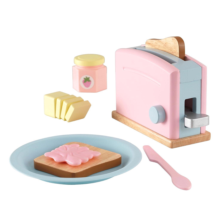 Kidkraft Prärie Küche Zubehör - Kidkraft Toaster Spielset