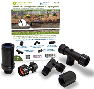 product image for Mister Landscaper Retrofit Kit - Underground Sprinkler to Drip Irrigation