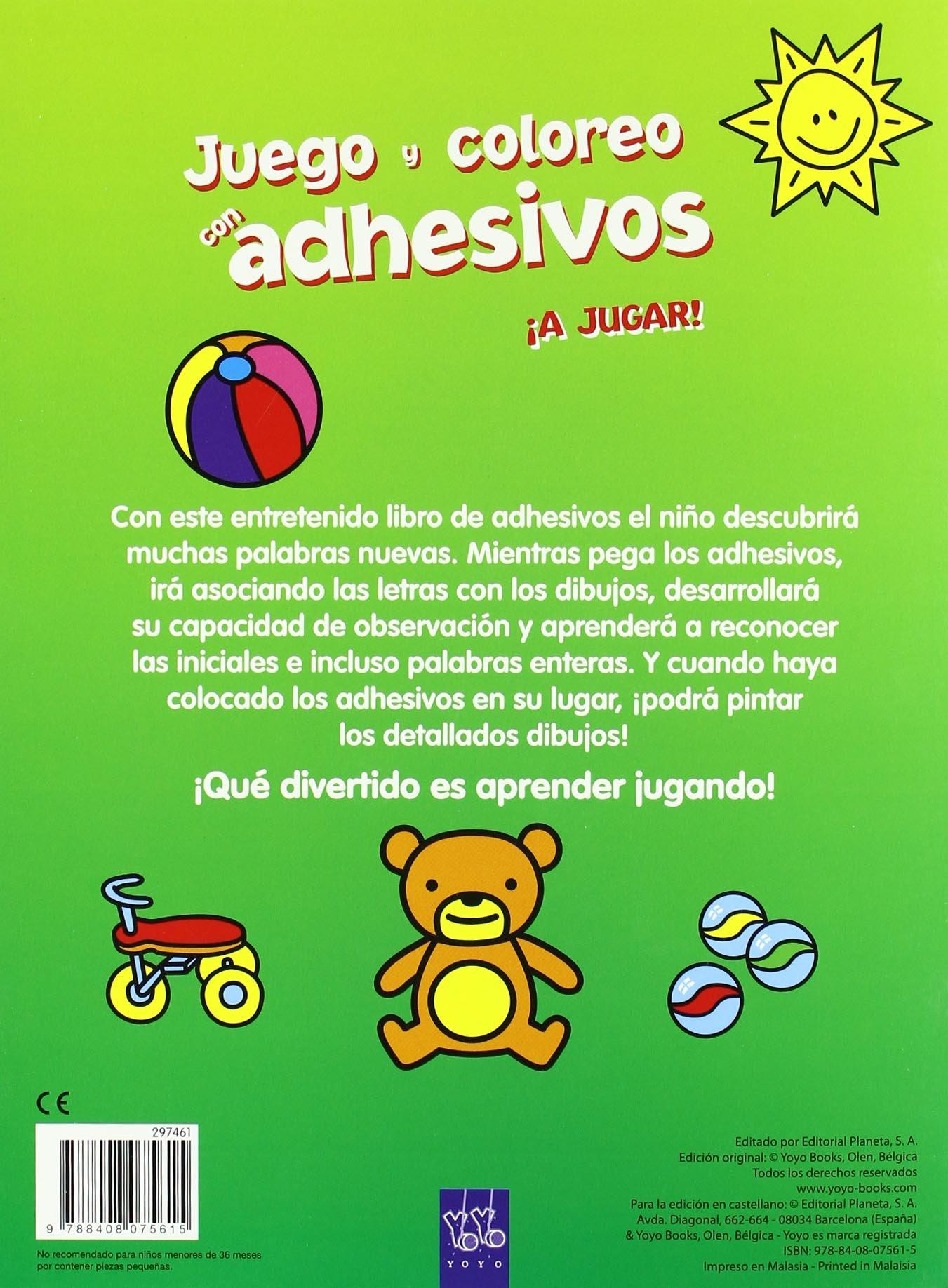 ¡A jugar!: 9788408075615: Amazon.com: Books