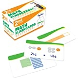 2nd Grade Math Flashcards: 240 Flashcards for Building Better Math Skills (Place Value, Comparisons Rounding, Addition & Subt