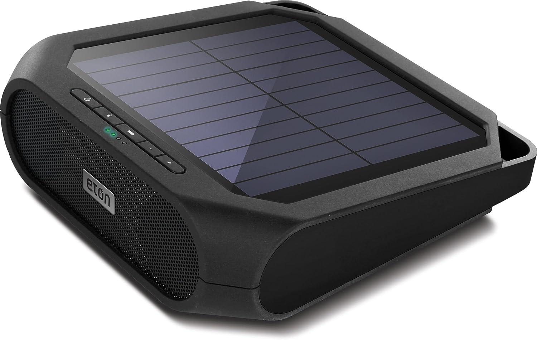Amazon.com: Eton Rugged Rukus The solar-powered, Bluetooth-ready ...